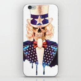 Zombie Sam iPhone Skin