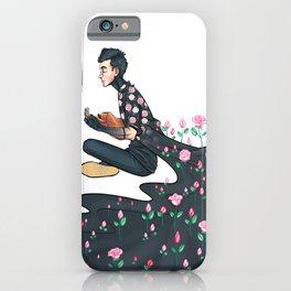 Flowering Tyler iPhone Case