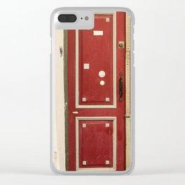 A Door in Tallinn Clear iPhone Case
