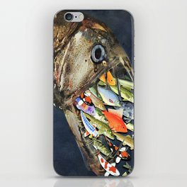 Fishes iPhone Skin