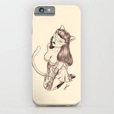 Kitschy Kat Slim Case iPhone 6s