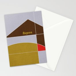 Aspen Mosaic Stationery Cards