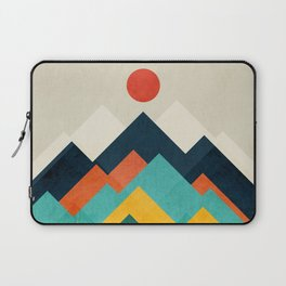 The hills are alive Laptop Sleeve