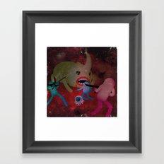 6_Un_MostRO Framed Art Print