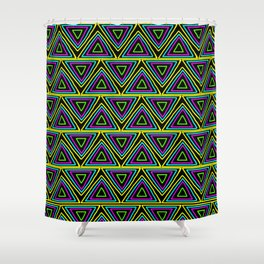 Galatic Hazard Shower Curtain
