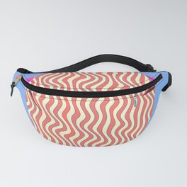 FIRST?  THE BIRD OR THE EGG Fanny Pack