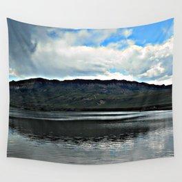 Surprise Rainstorm Wall Tapestry