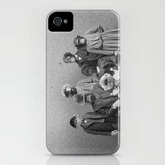 Monkey Family Slim Case iPhone (4, 4s)