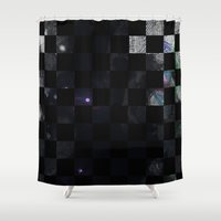 chess Shower Curtains featuring chess by Gabriele Omar Lakhal