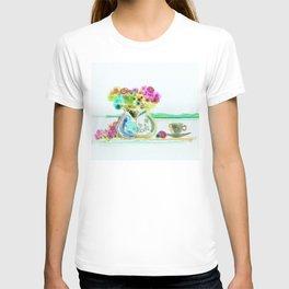 morning tea T-shirt