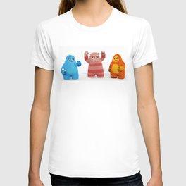 Yeti Attack T-shirt