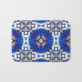 Azulejos - Portuguese Tiles Bath Mat