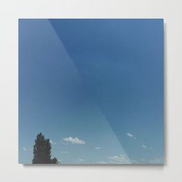 Sky and cloud 17 Metal Print