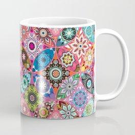 Moroccan bazaar | pink Coffee Mug