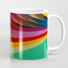 Colorful Paper Mug