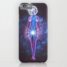 Starry Sky Emoji & Diamond Emoji iPhone Case
