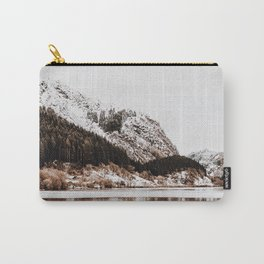 LAKE - OCEAN - BAY - SNOW - MOUNTAINS - HILLS - PHOTOGRAPHY Carry-All Pouch