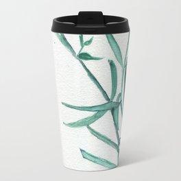 Blades Of Green Travel Mug