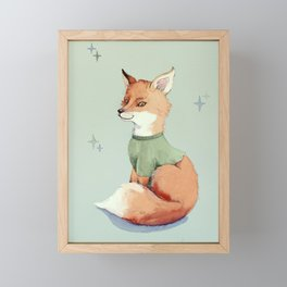 Joe Fox Framed Mini Art Print