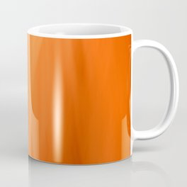 Color Serie 1 orange Coffee Mug