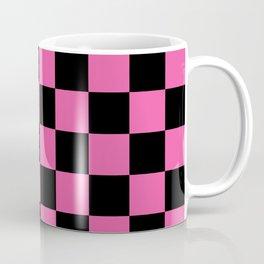 pattern p!nk and black Coffee Mug