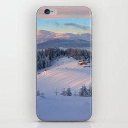 WINTER SCENE-3118/2 iPhone Skin