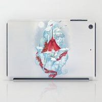 ice iPad Cases featuring ice  by Tanya_tk