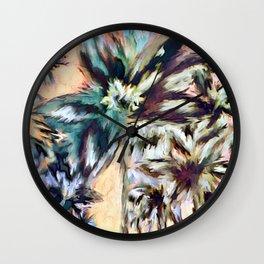 Palm Beach 2 Wall Clock
