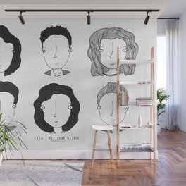 How I Met Your Mother Wall Mural