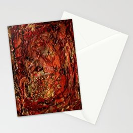 Encaustic Series - Forensics Stationery Cards