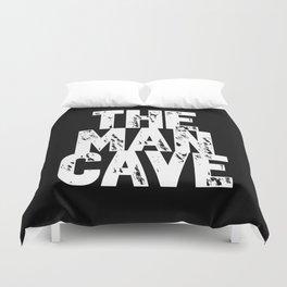Man Cave 1 Duvet Cover