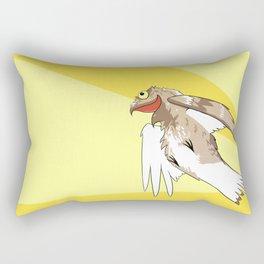 I am the hero this city needs Rectangular Pillow