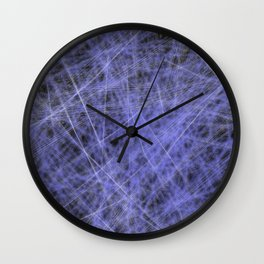 Silkworm Traffic Wall Clock