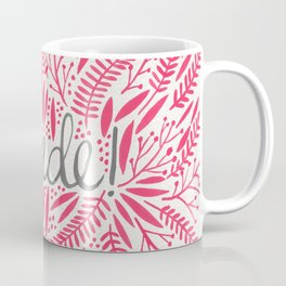 Pardon My French – Pink Coffee Mug