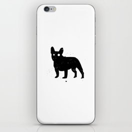 Bulldog iPhone Skin