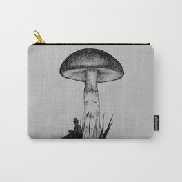 Under the Toadstool Carry-All Pouch
