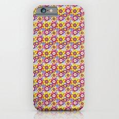 Floral Mix iPhone 6s Slim Case