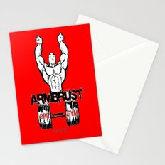 ARM BRUST PRO GYM Stationery Cards
