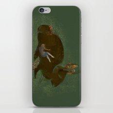 Burrow iPhone & iPod Skin