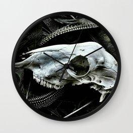 Dem Bones Wall Clock