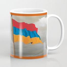 David of Sassoun Coffee Mug