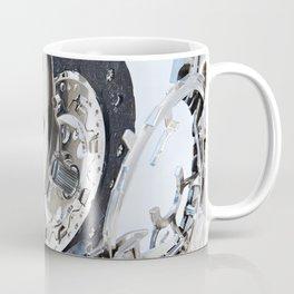 Clutch system with dual mass flywheel Coffee Mug