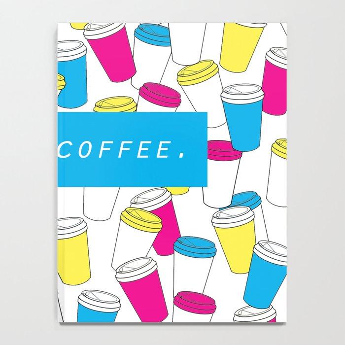 I Need Coffee Notebook