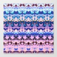 zen Canvas Prints featuring Zen. by Assiyam