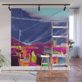 Infra-red Wall Mural