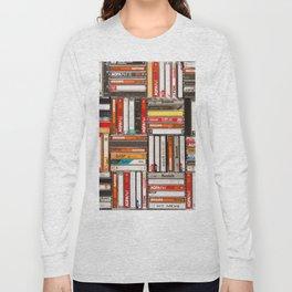 Something Nostalgic - III - Colored Version #decor #buyart #society6 Long Sleeve T-shirt
