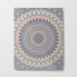 Mandala 594 Metal Print