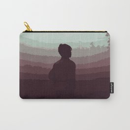 Waiting the Sunrise Carry-All Pouch