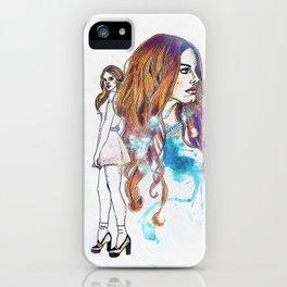 Groupie Incognito iPhone Case