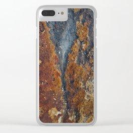 GeologyRocks-38 Clear iPhone Case